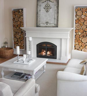 Fini-Plus • Mantels • Wall Covering • Wall Shelves ...